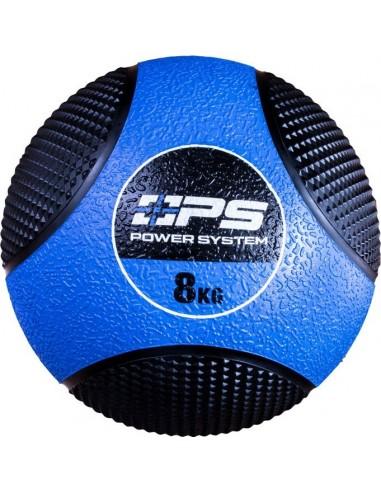 Power System Medicine Ball 8kg / Põrkav kummist topispall