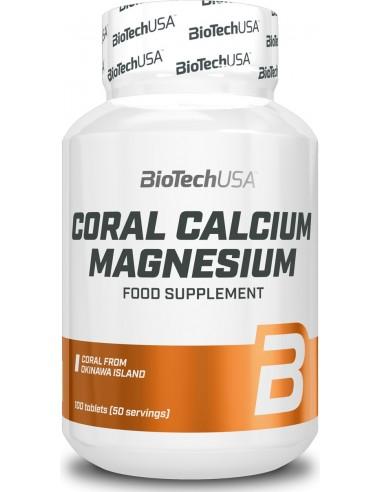 CORAL CALCIUM-MAGNESIUM, 100tabs