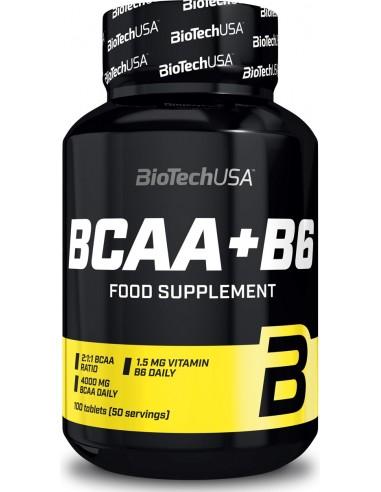 BCAA+B6 - 100 tablets