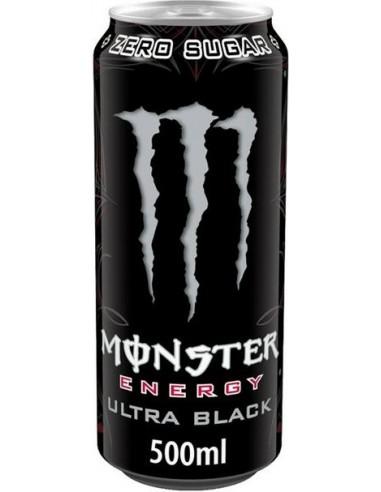MONSTER Energy Ultra 500ml BLACK (Cherry)