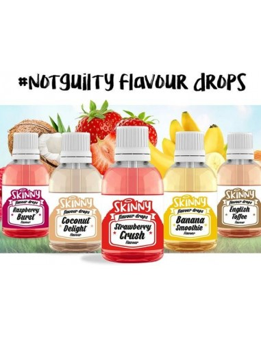 Skinny Food - NotGuilty Flavour Drops 30ml