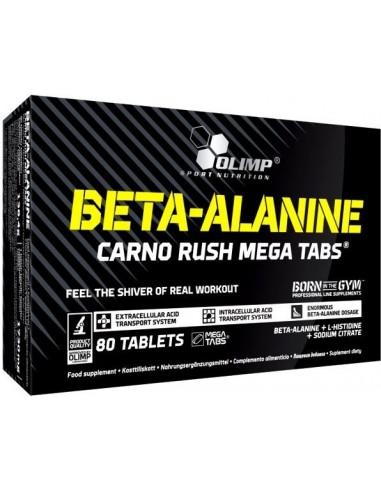Beta-Alanine Carno Rush