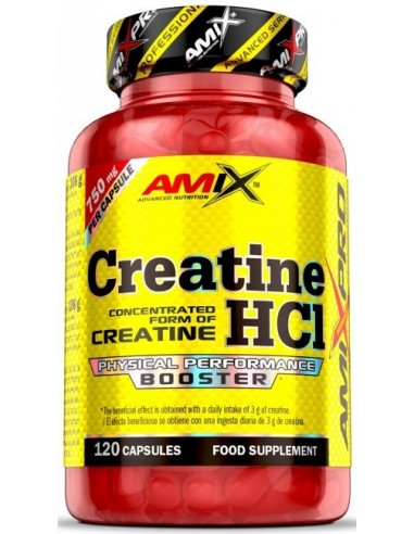 AmixPro® Creatine HCl 120cps