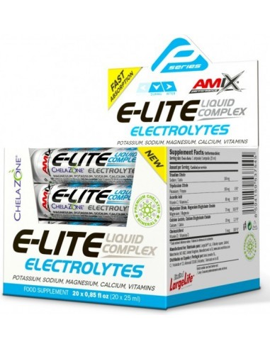 Performance Amix® E-Lite Liquid...