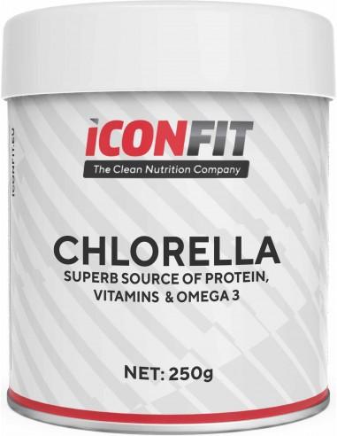 ICONFIT Klorella Pulber (250g)