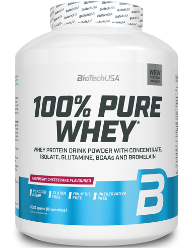100% PURE WHEY 2270g
