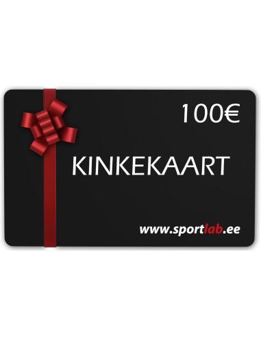 Kinkekaart - 100€