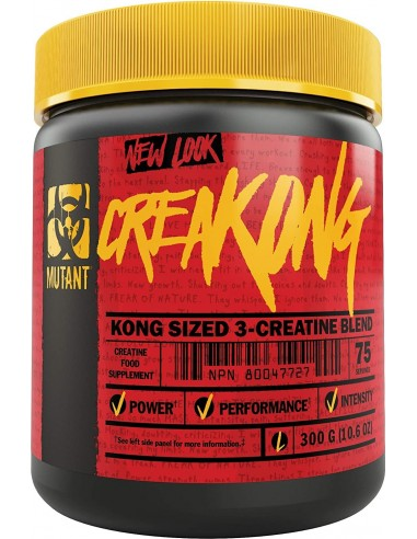 Mutant - Creakong 300g