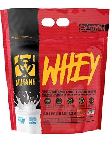 Mutant Whey - 4.54kg