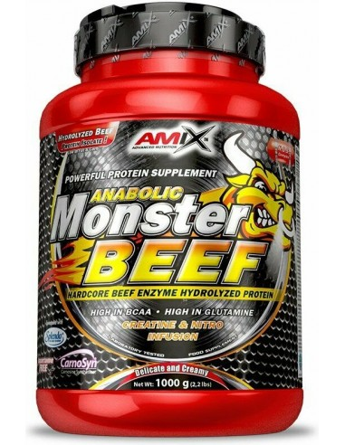 Anabolic Monster BEEF 90% Protein 1000g