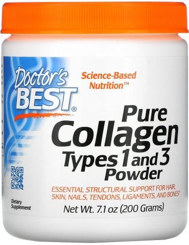 Doctor's Best, Best Collagen, Types 1...