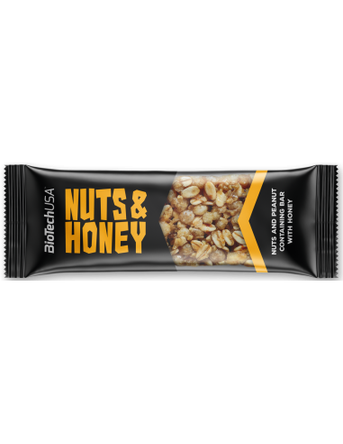 NUTS & HONEY, 35g