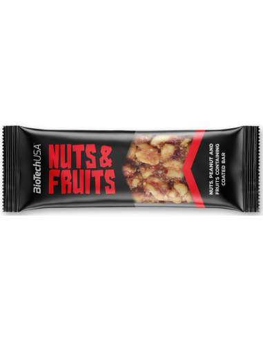 NUTS & FRUITS, 40g