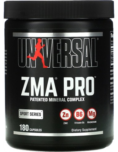 ZMA Pro, 90 Capsules