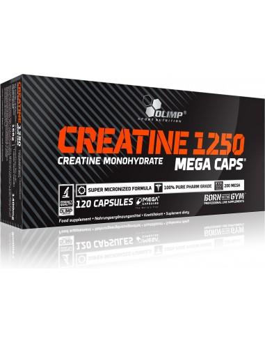 OLIMP, Creatine 1250, 120 Mega Caps