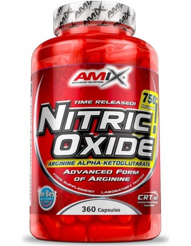 Nitric Oxide 750mg 360cps
