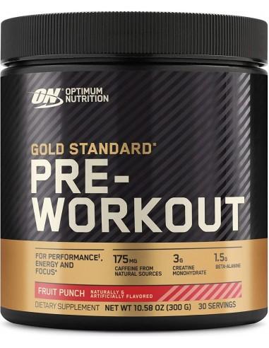 Gold Standard Pre Workout 30 serveeringut