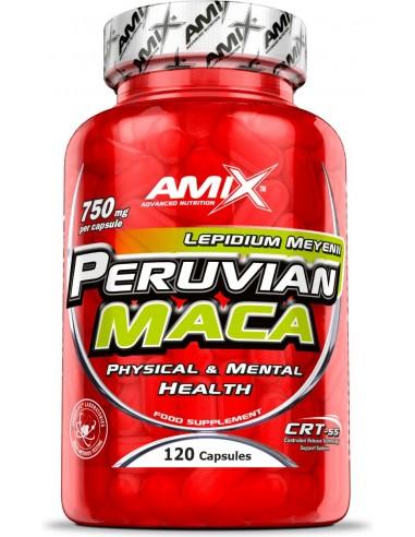 Peruvian MACA - 120 capsules