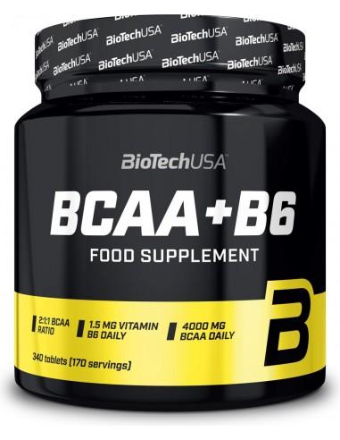 BCAA+B6 - 340 tablets