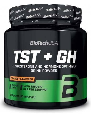 TST + GH - 50serv