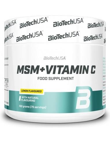 MSM Vitamin C, 150g