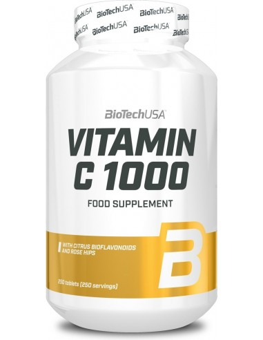 VITAMIN C1000, 250 tablets