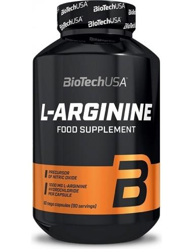 L-Arginine - 90capsules