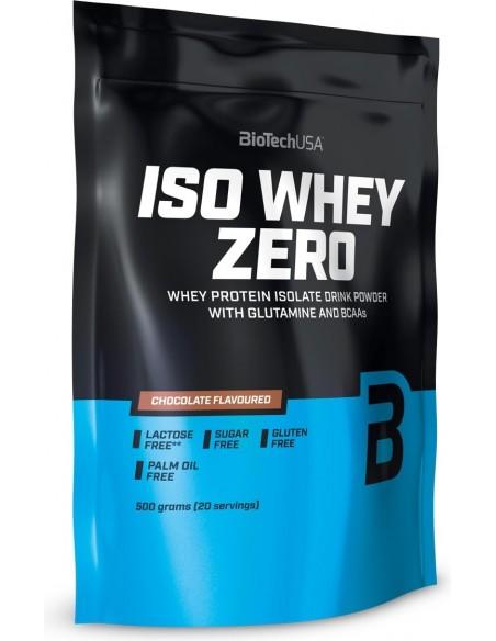 ISO WHEY ZERO 500g - Laktoosi vaba