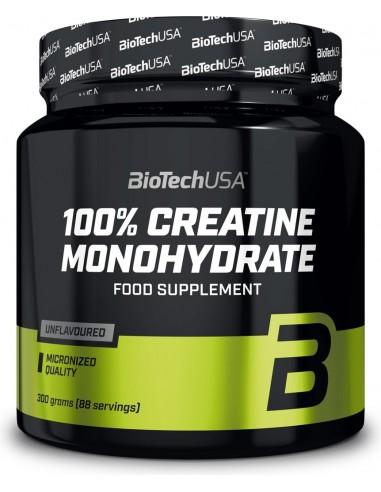 100% Micronized Creatine Monohydrate 300g