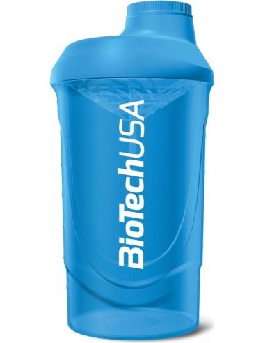 Wave shaker 700 ml Blue