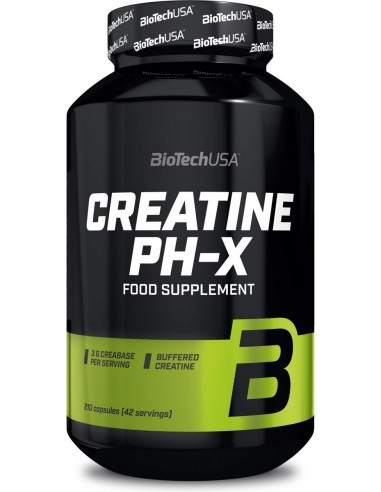 CREATINE pH-X 210caps