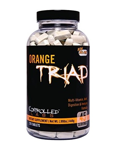 Orange Triad 270tab - 3 kuuks