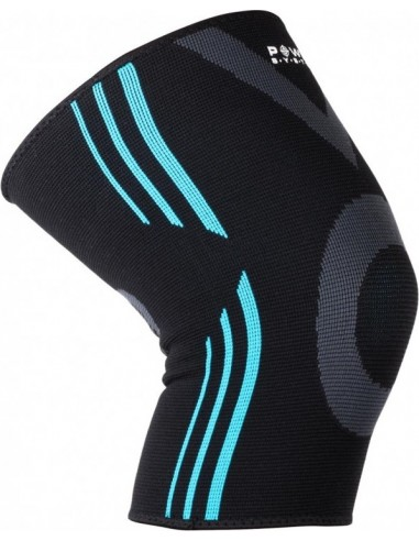 Power System - KNEE SUPPORT EVO, Blue