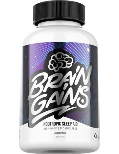 Brain Gains, Nootropic Sleep Aid,...