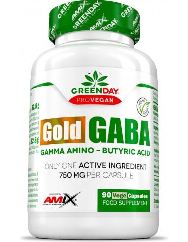GreenDay® ProVEGAN Gold GABA 90 Vcaps