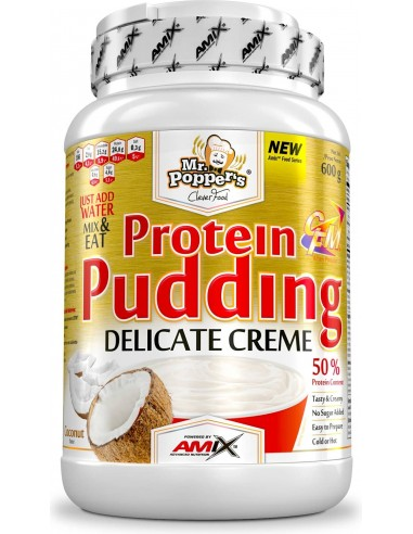 Protein Pudding Creme 600g