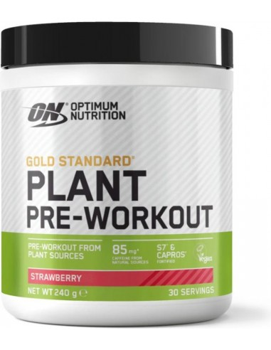Gold Standart Plant Pre-Work Out, 240g