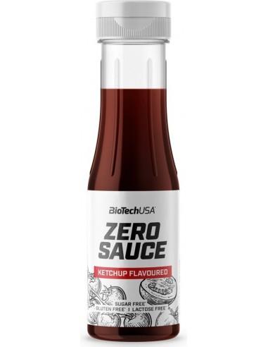 Zero Sauce 350ml, Ketchup
