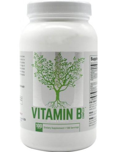 Universal, Vitamin B-Complex 50mg, 100 tablets