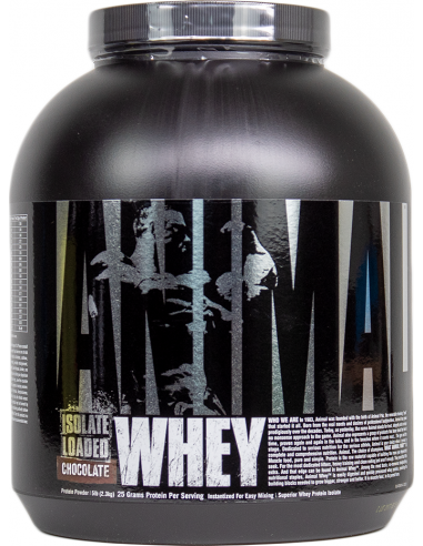 Universal, Animal Whey ISOLATE Loaded, 2.3kg