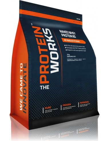 100% Naked Whey Protein 80 - 2kg